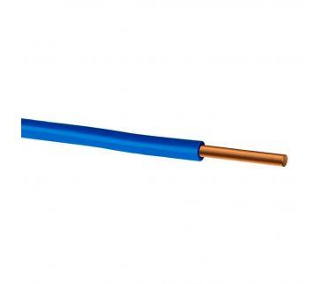 Провод ПуВ (ПВ1) синий