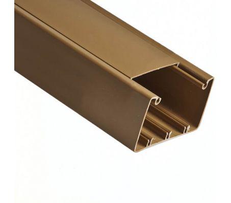 Кабель-канал РКК-100х60-К коричневый
