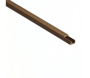Кабель-канал РКК-15х10-К коричневый