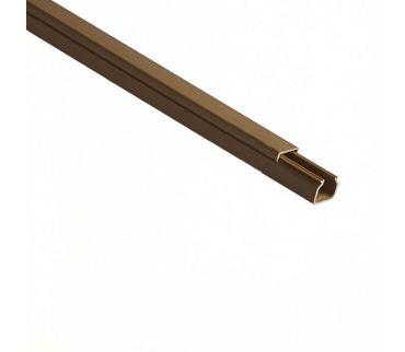 Кабель-канал РКК-16х16-К коричневый