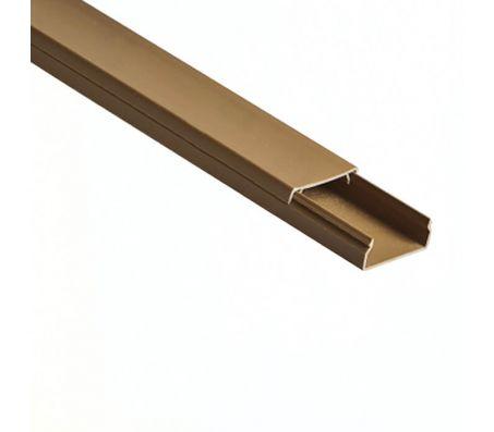 Кабель-канал РКК-40х16-К коричневый