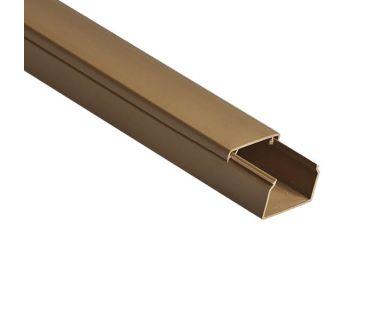 Кабель-канал РКК-40х25-К коричневый
