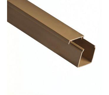 Кабель-канал РКК-40х40-К коричневый