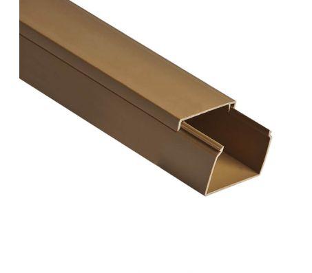 Кабель-канал РКК-60х40-К коричневый