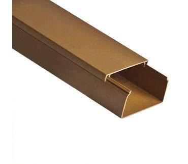 Кабель-канал РКК-80х40-К коричневый