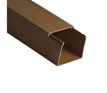 Кабель-канал РКК-80х60-К коричневый