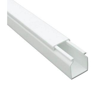 Кабель-каналы белые