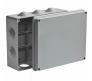 67065УП - Коробка распаячная КУП для о/п (10 вводов)