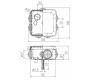 67041 - Коробка распаячная открытой проводки