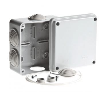 67050 - Коробка распаячная для о/п (6 вводов)