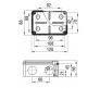 67051 - Коробка распаячная для о/п (6 вводов)