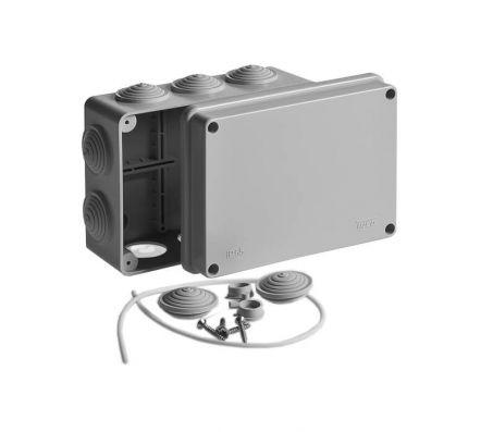 67053 - Коробка распаячная для о/п (10 вводов)