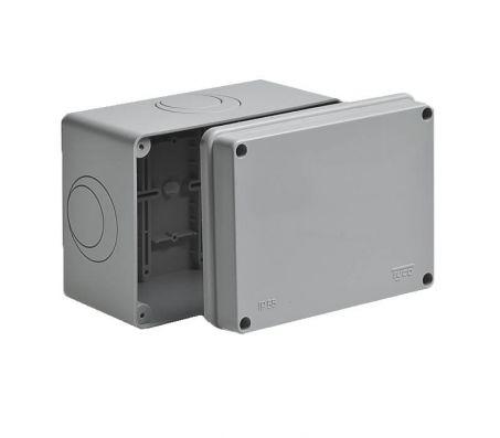 67058 - Коробка распаячная для о/п подъездная (без вводов)