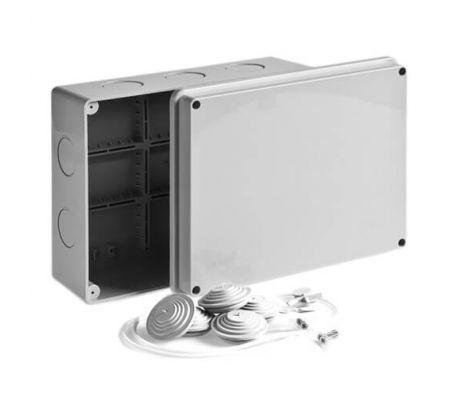 67066 - Коробка распаячная для о/п (без вводов)