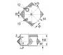 67025 - Коробка распаячная для о/п (4 ввода)