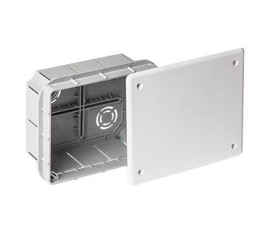 10121 - Коробка распаячная для скрытой проводки