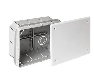 10122 - Коробка распаячная для скрытой проводки