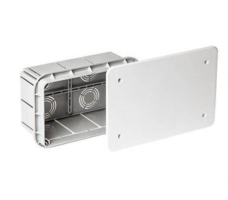 10123 - Коробка распаячная для скрытой проводки