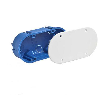10141 - Коробка распаячная для скрытой проводки