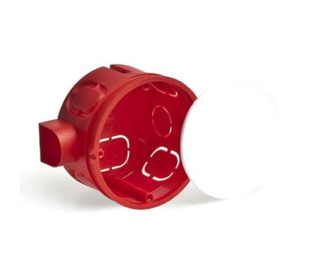 10181 - Коробка распаячная для скрытой проводки