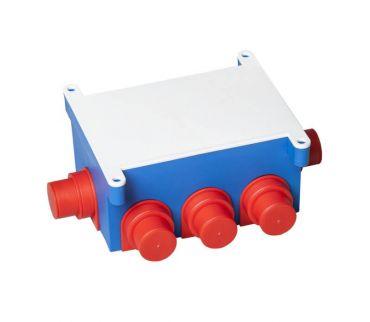 Коробки для заливки в бетон