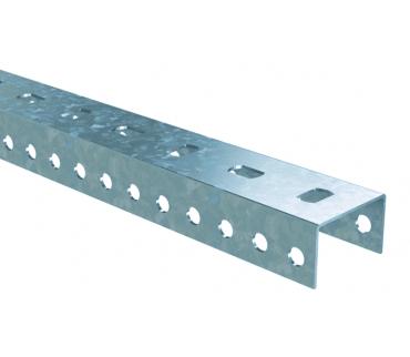 Профиль крепежный ПРФ (54х29, S=1,5 мм)