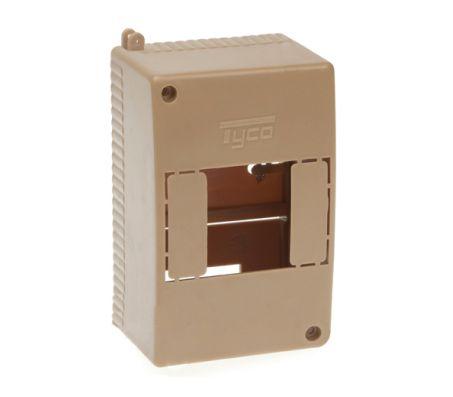 68024К - Щиток для открытой проводки на 4 модуля