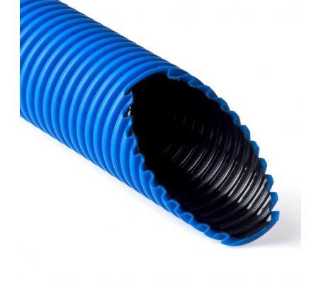 Т2-КЛО-ХХХ С - Трубы двустенные из ПНД/ПВД синие