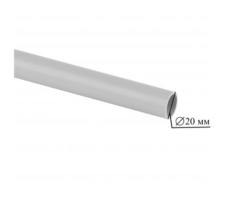 52000 - Труба ПВХ гладкая 20 мм
