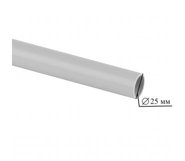 52500 - Труба ПВХ гладкая 25 мм