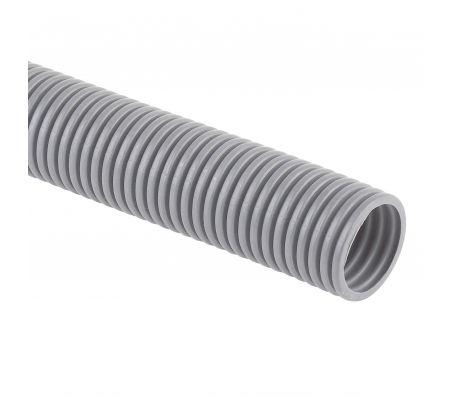 12511 - Труба ПВХ гофрированная 25 мм