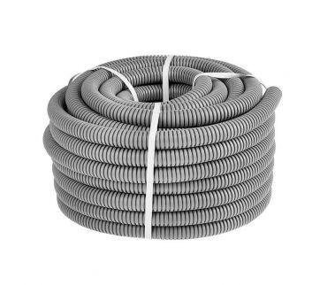 Трубы гофрированные лёгкого типа (ПВХ)